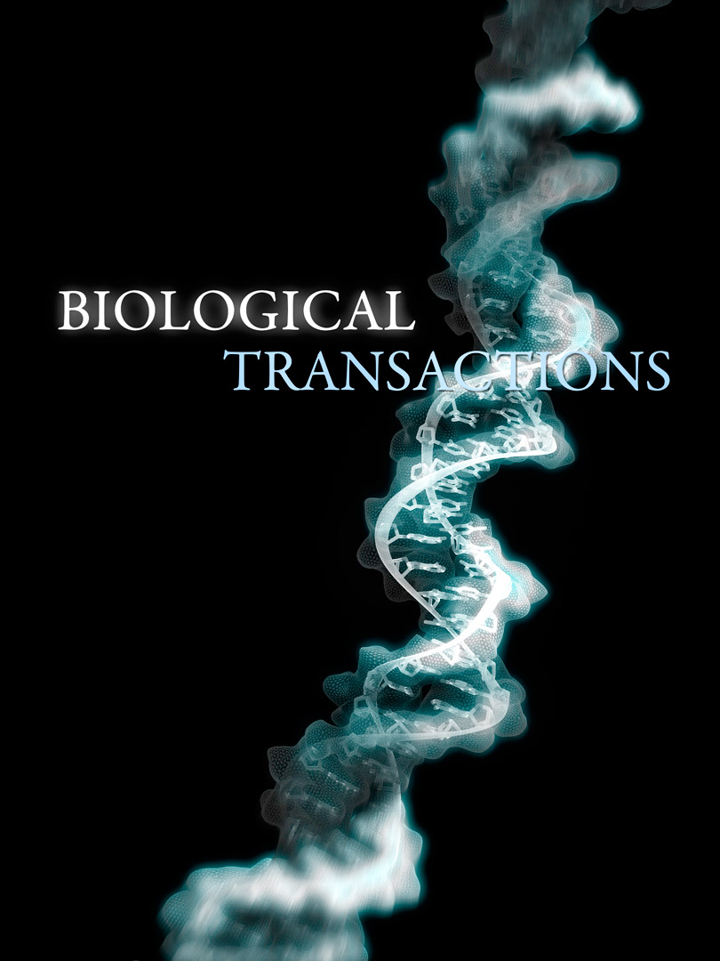biological transactions cover DNA